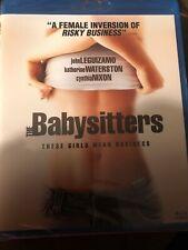 The Babysitters (Blu-ray) John Leguizamo, Cynthia Nixon NEW