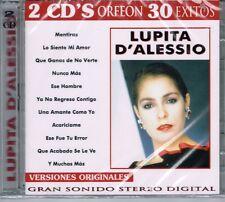 Lupita D'Alessio  30 Exitos   BRAND NEW SEALED 2 CDS  SET