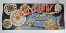 VINTAGE 1946 HOOT-NANNY SPIRAL DRAWING SYSTEM