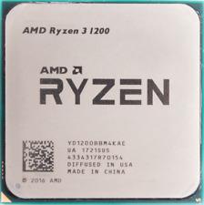 AMD Ryzen 3 1200 3100MHz 4-Core (YD1200BBM4KAE) Processor OEM Ver.