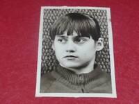 [Col.J.DOMARD GYMNASTIC] ORIGINAL PHOTO NADIA COMANECI Très jeune ! vers 1974/75