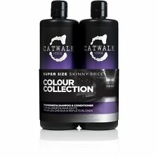 TIGI - Catwalk - Fashionista Shampoo and Conditioner Tween x 750ml