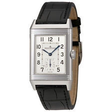 Jaeger LeCoultre Reverso Classic Large Silver Dial Mens Hand Wound Watch