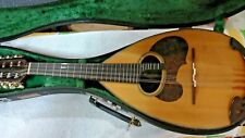 Nagoya Suzuki M-30 Beautiful Mandolin (Bowl Back) with Hard Case & FREE Postage