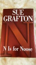 Sue Grafton - N Is For Noose - Hardcover