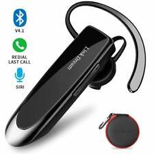 Bluetooth Headset, Headphones 4.2 Wireless Earbuds Deep Bass Hd Long Playtime Us