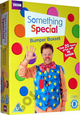 Something Special Bumper Boxset 8 DVD BBC TV Series with Mr Tumble NEW SEALED