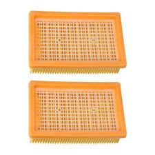 2 Flachfalten Filter von Wessper für Kärcher MV4 MV5 MV6 WD4 WD5 WD6 2.863-005.0