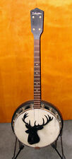 1960's Silvertone Tenor 16 tension hook Resonator  Banjo PROJECT