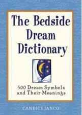The Bedside Dream Dictionary: 500 Dream Symbols and Their Meanings-ExLibrary