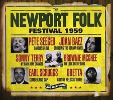 Various Artists - Newport Folk Festival 1959 / Various [New CD] UK - Import
