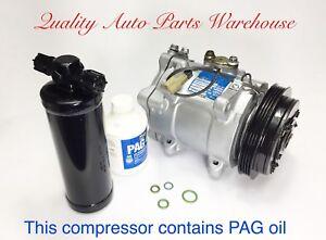 Remanufactured Genuine A/C Compressor Kits Fits 1987-1988 Nissan 300ZX  W/WRTY.