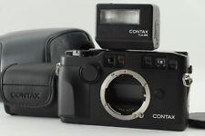 【Rare Mint】 Contax G2 Black 35mm Rangefinder Film Camera w/ TLA 200 JAPAN #493