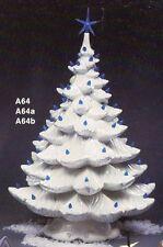 Atlantic Ceramic Bisque Lg Christmas Tree Ready to Paint