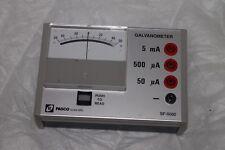 Pasco Scientific Sf-9500 Galvanometer Rare