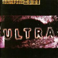 Depeche Mode CD Ultra - Remastered - Blue Disc - Europe