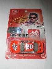 Vtg NIP 1999 Tony Stewart #20 NASCAR 1:64 Die Cast Home Depot Pontiac Ltd Ed