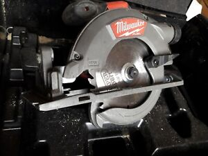 Milwaukee M12CCS44-0 Cordless M12 Fuel 12V  Circular Saw Body Only and case
