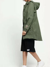 Superdry Womens Bianca Oversized Parka Jacket