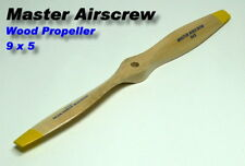 Master Airscrew RC Model Wood Series 9 x 5 R/C Airplane Propeller PM709