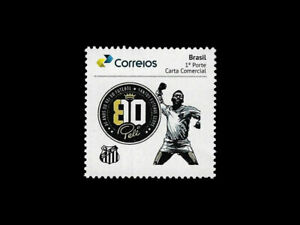 Pelé - Edson Arantes 80 years jump with punch in the air - Soccer Football 2020