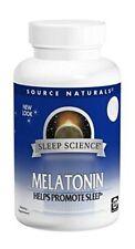 Source Naturals Melatonin Sublingual Peppermint 2.5 mg 240 Lozenges