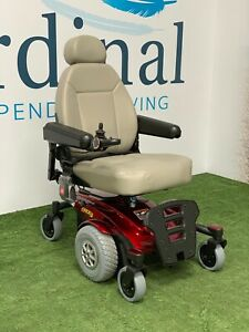 **AUTUMN SALE** PRIDE Jazzy Select 6 Red Electric Power Chair