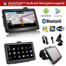 7 Zoll Andoid Navigation Navigationsgerät für LKW PKW WOHNMOBIL BUS Radar MP3