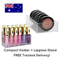 Lipgloss Stand + Blush / Bronzer Organiser