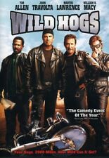 Wild Hogs [New DVD] Ac-3/Dolby Digital, Dolby, Dubbed, Subtitled, Wide