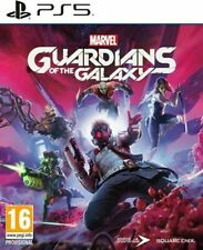 Marvel's Guardians of the Galaxy (PS5) Brand New & Sealed Free UK P&P