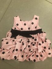 Gorgeous Girls Party Christmas Occasion Dress Size 12/18 Months BNWOT
