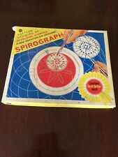 Vintage Spirograph Denys Fisher 1960s