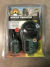 Cass Creek Nomad Predator Remote Control Game Call System, 5 Calls in One