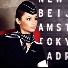 AEROFLOT - Russian Airlines Flight Attendant Stewardess  Uniform