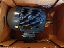 New listing Weg 00736Et3E213T-W22 Motor, 3 Phase, 7.5hp