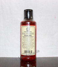 Khadi Herbal Henna Tulsi Extra Conditioning Shampoo Paraben Free 210 ML