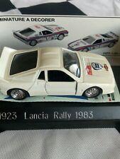 1923-Lancia 037 Rally 1983, Solido