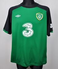 REPUBLIC OF IRELAND Practice Shirt Men's XL National Football Jersey Training 3
