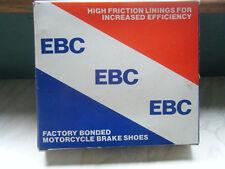 EBC BRAKE SHOES S632 NEW FOR SUZUKI AE50, AH50 & MANY MORE MODELS.  FREE POST.