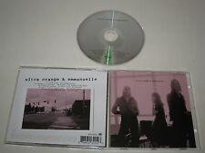 ULTRA ORANGE & EMMANUELLE/ULTRA ORANGE & EMMANUELLE(RCA/88697062252)CD ALBUM