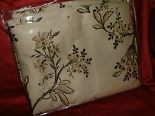 RALPH LAUREN  PLAGE D'OR FLORAL  FULL  FLAT  SHEET   RARE