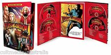 FLASH GORDON COMPLETE SERIES COLLECTION NEW 4 DVD + 24 PAGE BOOKLET COLLECTIBLE