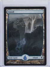 25x Full Art Basic Land ISLAND #235 ORIGINAL Zendikar MtG x25!!