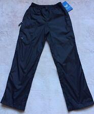 White Sierra Women's Packable Trabagon Pants, SMALL, Teflon Waterproof Polyester