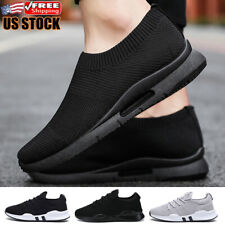 Men's Outdoor Casual Tennis Sneakers Athletic Jogging Gym Sports Running Shoes