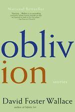 Oblivion Stories Wallace David Foster B000fdfvvu