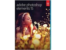 Adobe Photoshop Elements 15 - Mac & Windows