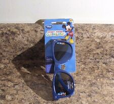 Disney Store Mickey Mouse Clubhouse Boys Sunglasses 100% UV Protection NEW