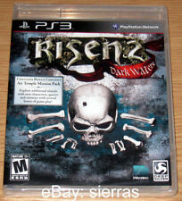 RISEN 2: DARK WATERS (Sony PlayStation 3 PS3) Brand NEW Factory-SEALED